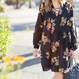 NWT 🏷 Old Navy floral swing dress